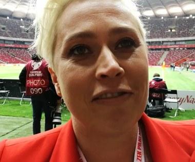 Paulina Czarnota-Bojarska po awansie Orłów na MŚ. Wideo