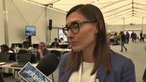 Paulina Guzik: Przybyło kilka tysięcy dziennikarzy z całego świata