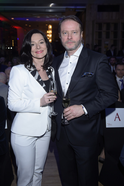 Paulina i Artur Żmijewscy /AKPA