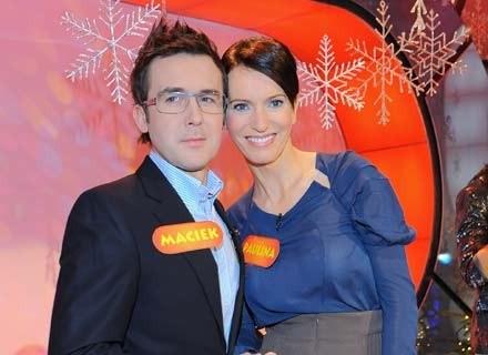 Paulina i Maciej Kurzajewscy/fot. Paweł Przybyszewski /MWMedia