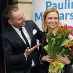 Paulina Młynarska promuje książkę z lekarzem medycyny estetycznej