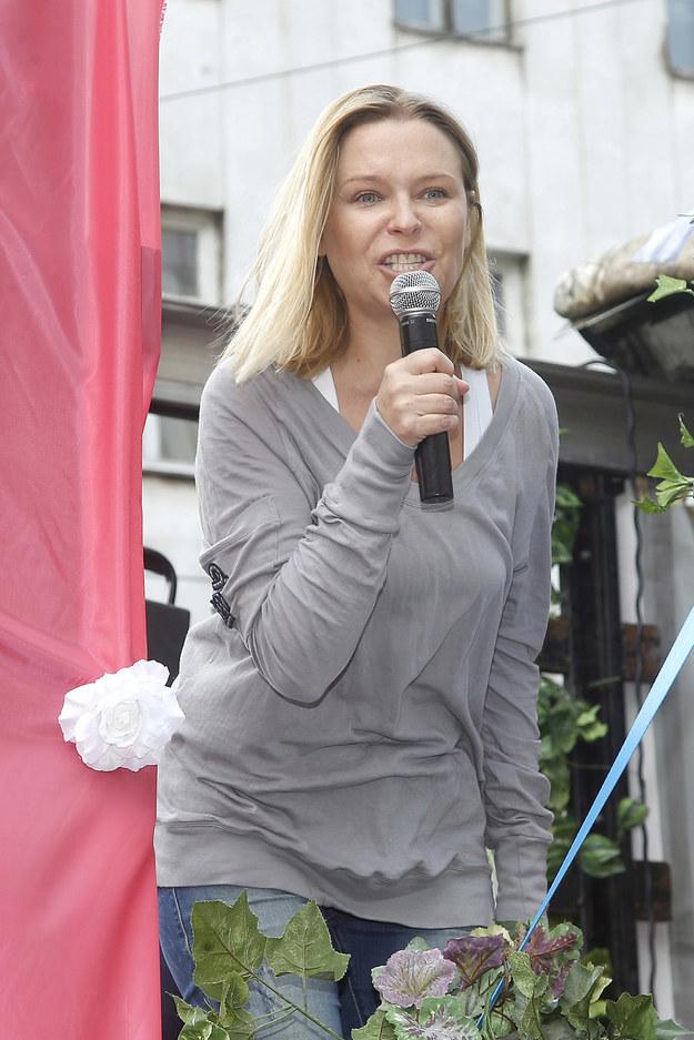 Paulina Młynarska /Baranowski /AKPA