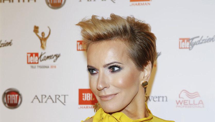 Paulina Smaszcz-Kurzajewska ma powody do dumy