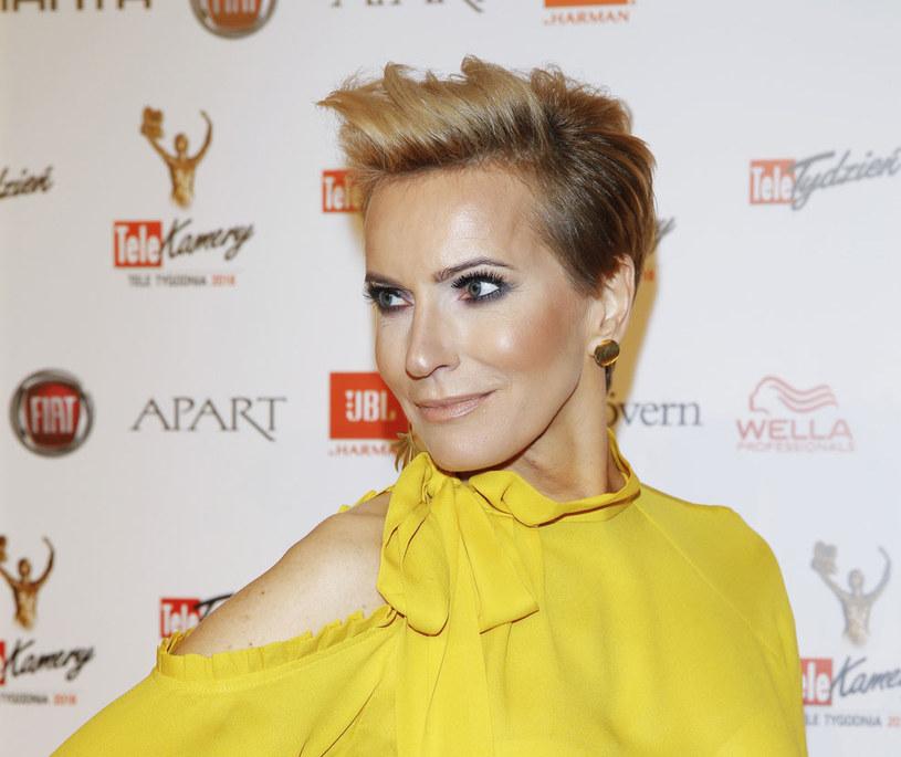Paulina Smaszcz-Kurzajewska. Telekamery Tele Tygodnia 2018 /Kurnikowski /AKPA
