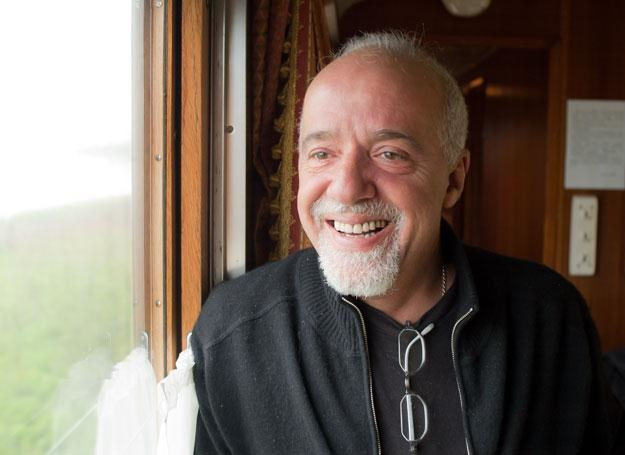 Paulo Coelho podczas podróży po Azji, która stała się impulsem nowej książki_fot. Dmytro Sanin /materiały prasowe