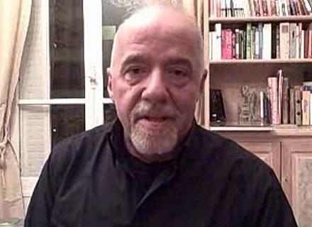 Paulo Coelho zaprasza na czerwony dywan /INTERIA.PL