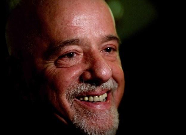 Paulo Coelho /INTERIA.PL