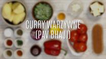 Pav bhaji, czyli przepis na warzywne curry