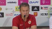 Pavel Hapal: Gratuluję trenerowi Korony Kielce