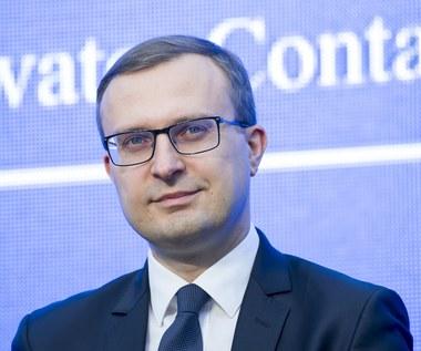 Paweł Borys komentuje strategię PFR