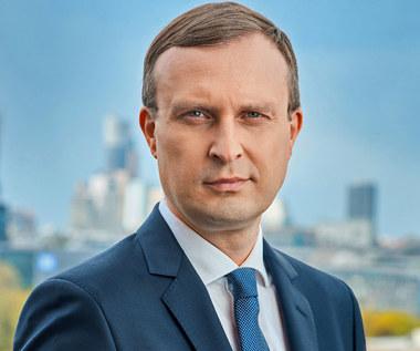 Paweł Borys, prezes Polskiego Funduszu Rozwoju, z Krynicy-Zdroju dla czytelników Interii
