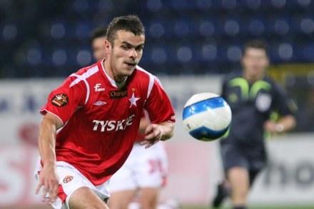 Paweł Brożek Fot. Tomasz Markowski /Agencja Przegląd Sportowy