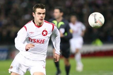 Paweł Brożek/fot. Tomasz Markowski /Agencja Przegląd Sportowy