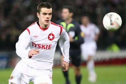 Paweł Brożek otrzyma wsparcie - zapewnia prezes Wisły, fot. Tomasz Markowski /Agencja Przegląd Sportowy