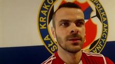 Paweł Brożek: Stres to mam przed każdym meczem