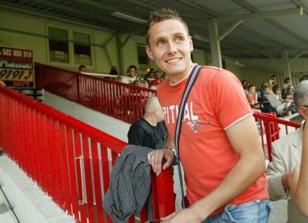 Paweł Golański trafił do Steauy Bukareszt za blisko milion euro Fot. Kamil Jóźwiak /Agencja Przegląd Sportowy