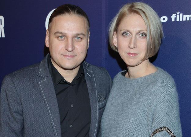 Paweł Golec z żoną Katarzyną znów zostali rodzicami /MWMedia