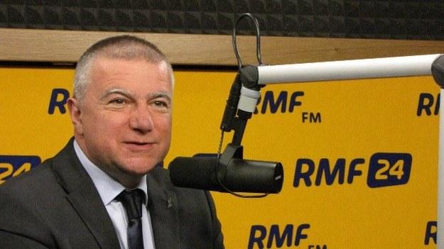 Paweł Graś /Olga Wasilewka /RMF