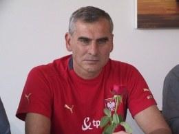 Paweł Janas uzupełnił skład kadry na mecz z Francją /INTERIA.PL