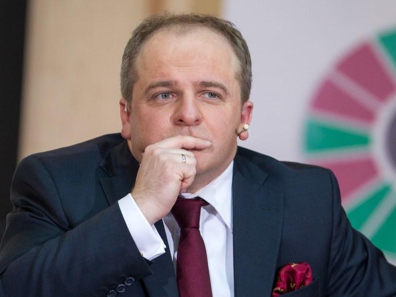 Paweł Kowal /Andrzej Iwańczuk /Reporter