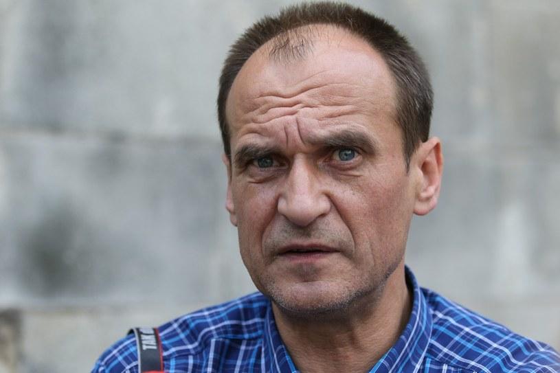 """Paweł Kukiz: """"To jest kpina z wyborców, z obywateli"""" /Jan Graczyński /East News"""