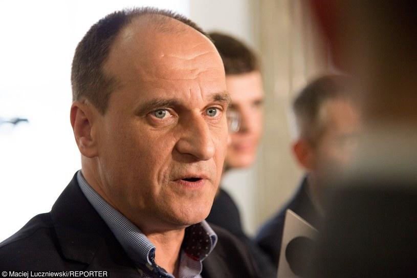 Paweł Kukiz /Maciej Luczniewski/REPORTER /Reporter