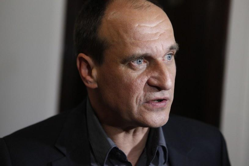Paweł Kukiz /STEFAN MASZEWSKI/REPORTER /East News