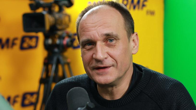 Paweł Kukiz /Michał Dukaczewski /RMF FM
