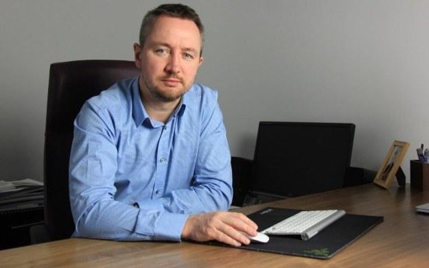Paweł Marchewka - prezes firmy Techland /materiały prasowe