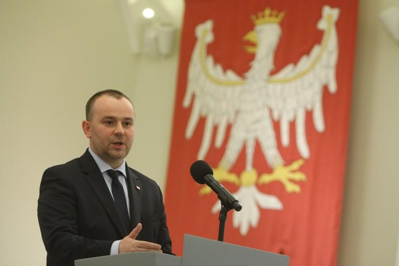 Paweł Mucha /STANISLAW KOWALCZUK /East News