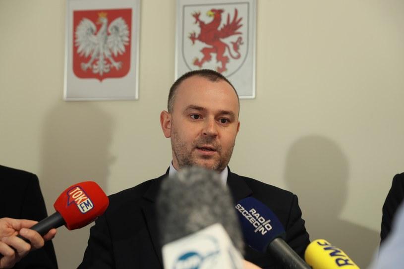 Paweł Mucha /ROBERT STACHNIK/REPORTER /East News