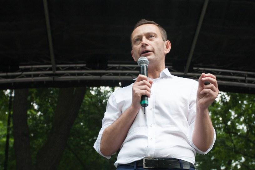 Paweł Rabiej fot. Grzegorz Krzyżewski /East News