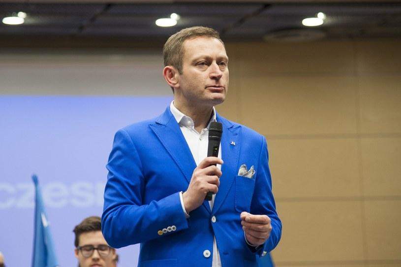 Paweł Rabiej /Wojciech Strozyk/REPORTER /East News