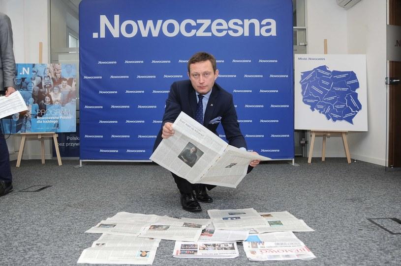 Paweł Rabiej /Agencja SE/East News