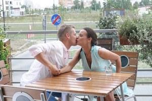 Paweł (Rałał Mroczek) i Madzia (Anna Mucha) /fot  /Agencja W. Impact