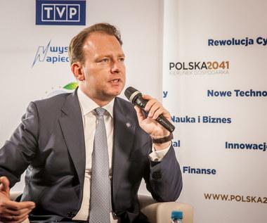 Paweł Surówka, prezes zarządu PZU S.A.