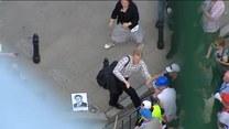 Paweł Suski zaatakowany przed sejmem