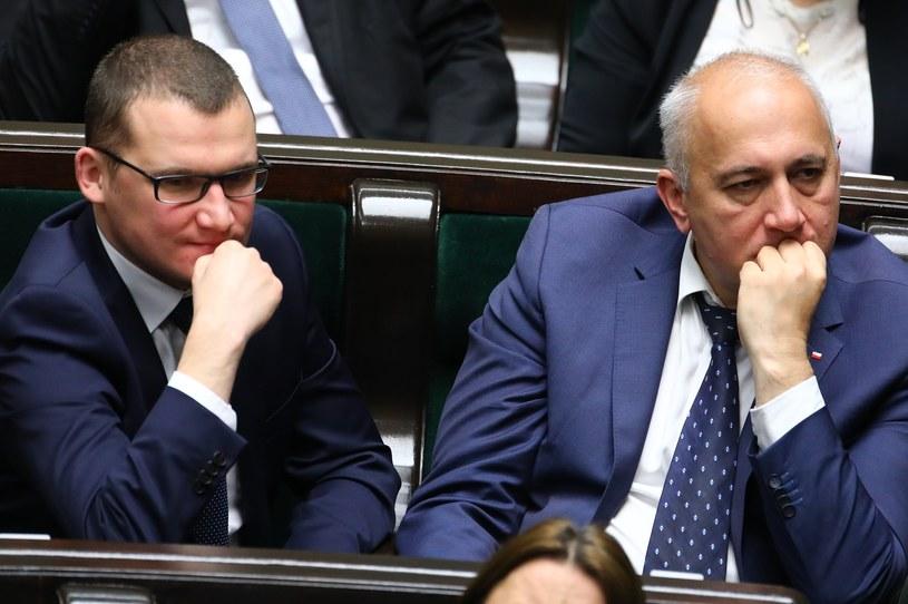 Paweł Szefernaker będzie pierwszym zastępcą Joachima Brudzińskiego /Stanisław Kowalczuk /East News
