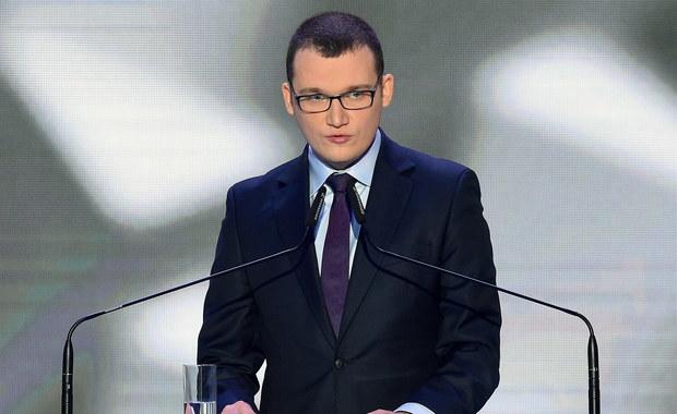 Paweł Szefernaker został nowym wiceministrem w MSWiA