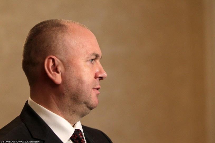 Paweł Wojtunik, szef CBA /Stanisław Kowalczuk /East News