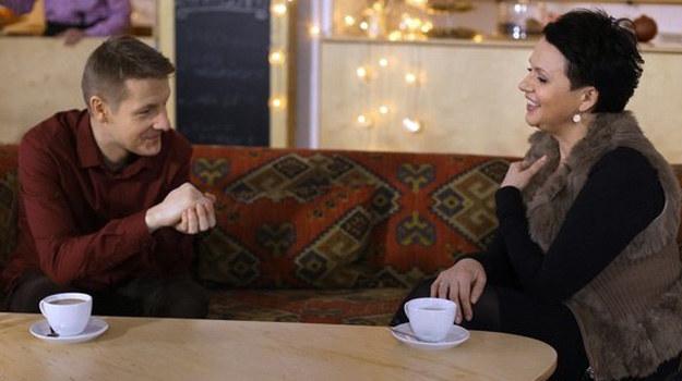 Paweł zaproponuje matce wspólne mieszkanie. /www.mjakmilosc.tvp.pl/