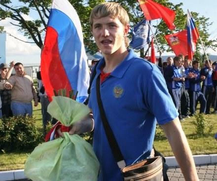 Pawliuczenko to duma Rosji i całego Kaukazu /AFP