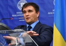 Pawło Klimkin potępił incydent z polskim autobusem pod Lwowem