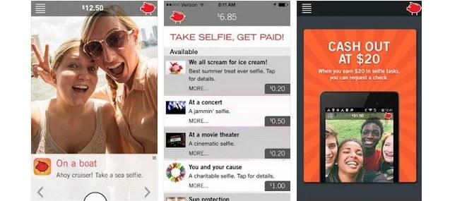 Pay Your Selfie /materiały prasowe