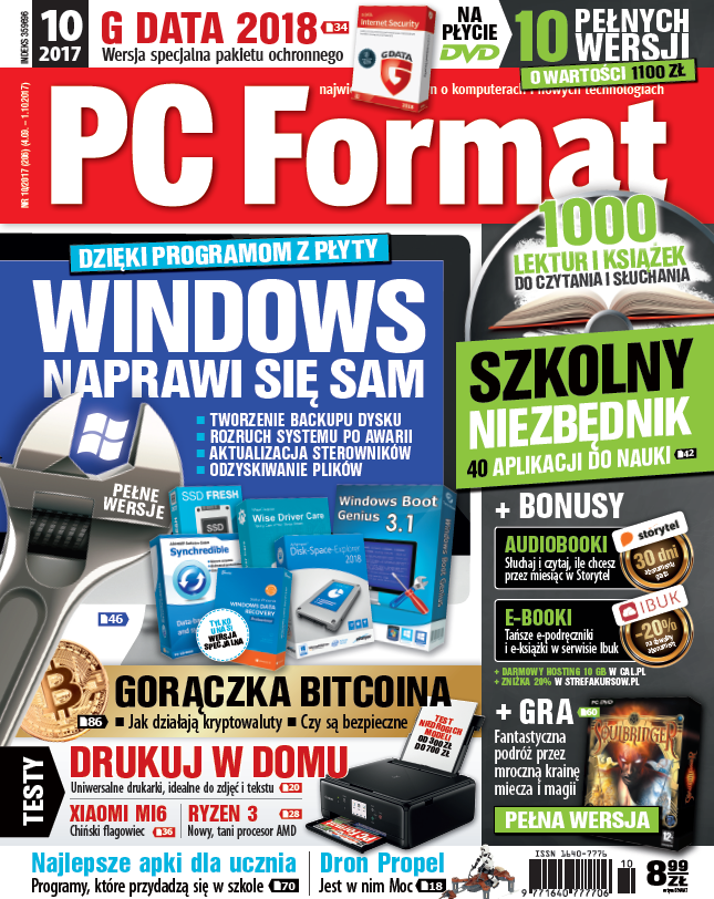 PC Format 10/2017 /PC Format