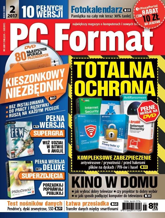 PC Format 2/2017 /materiały prasowe