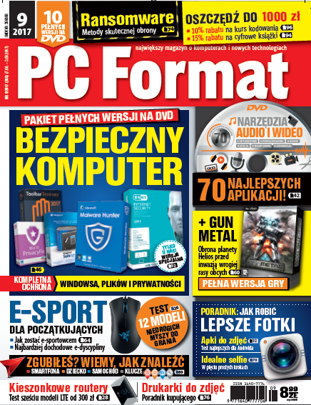 PC Format 9/2017 /PC Format
