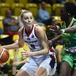 PE koszykarek: Basket Gdynia - Universitesi Stambuł 84:52
