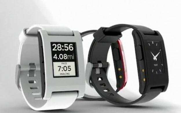 Pebble, po smartfonach przyszła pora na nazwę smartwatch /materiały prasowe