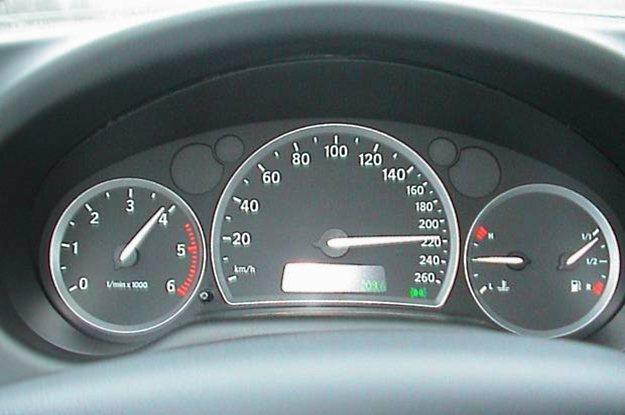 Pędził 221 km/h.... /INTERIA.PL